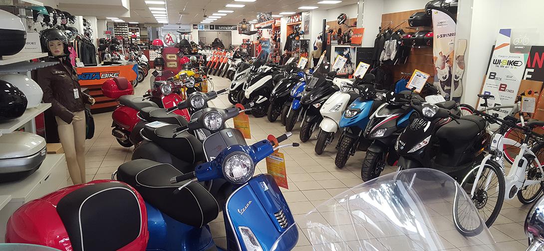 NIKITA Moto store
